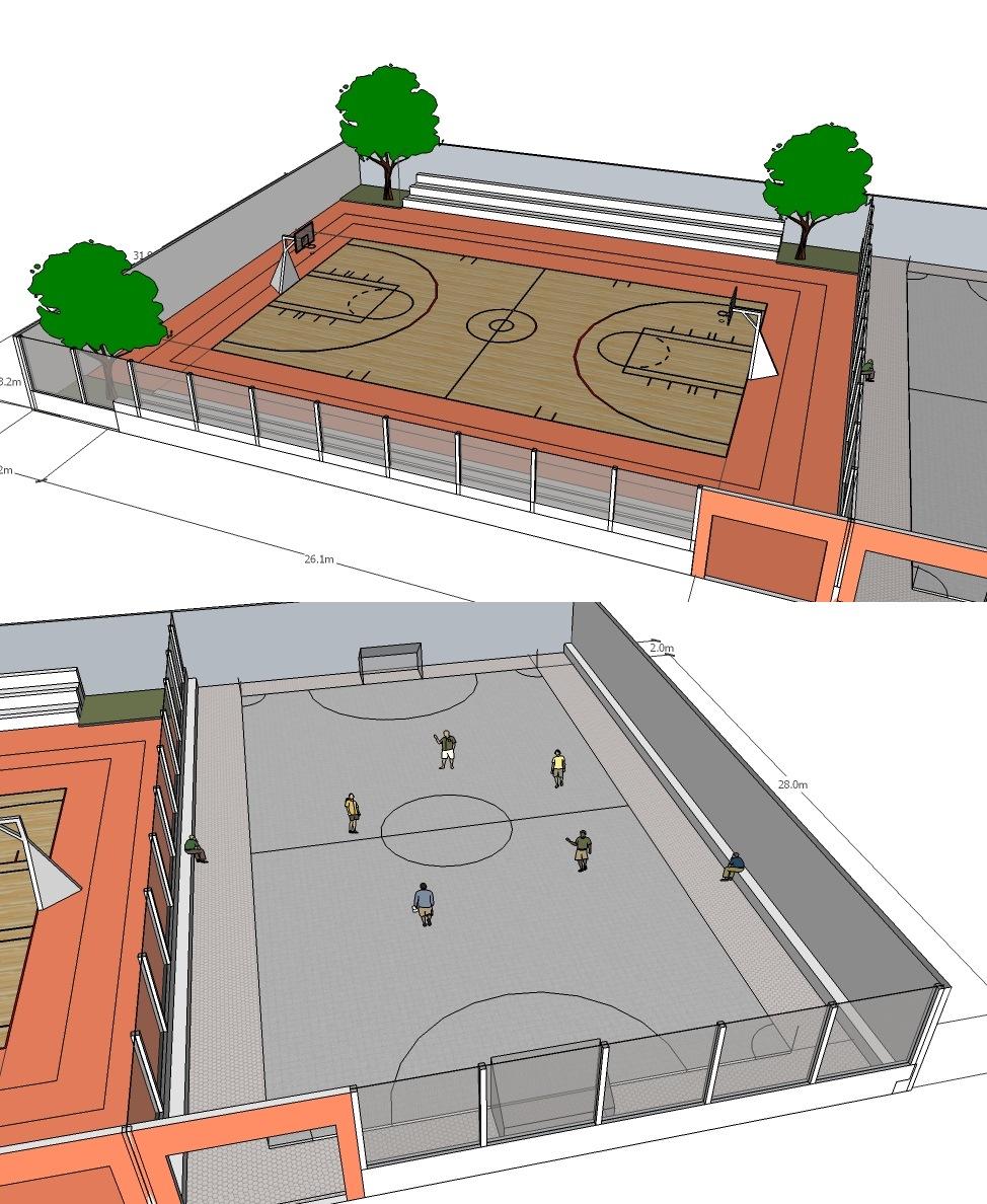 Tag Archives: Ukuran Lapangan futsal