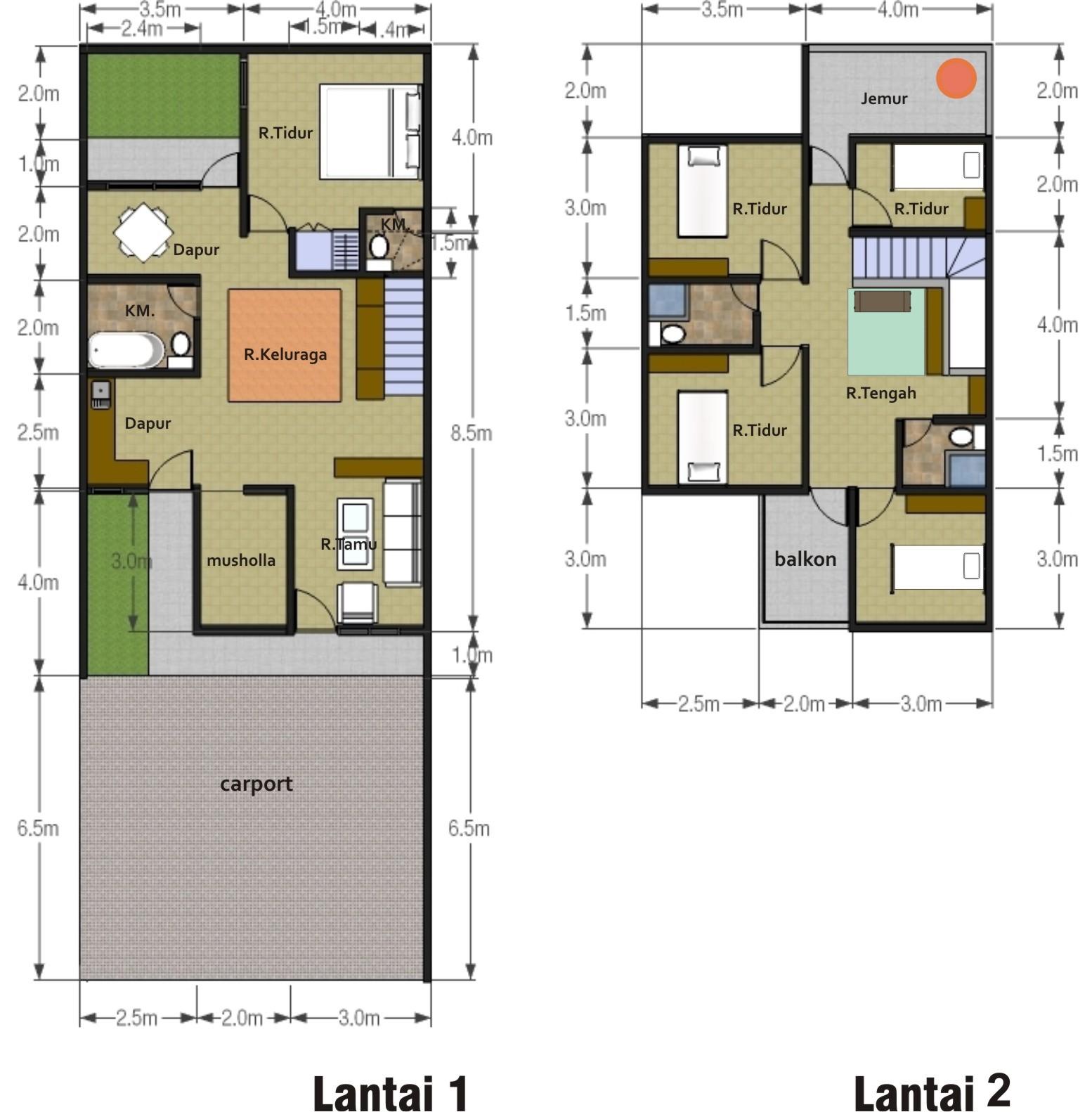 107 Gambar Rumah Sewa Minimalis Sederhana Gambar Desain Rumah